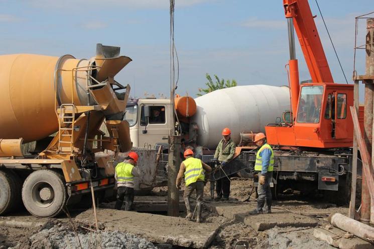 ВОдесской области построили объездную дорогу через Молдову