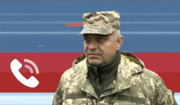 ВТернополе изокна военкомата выпал призывник