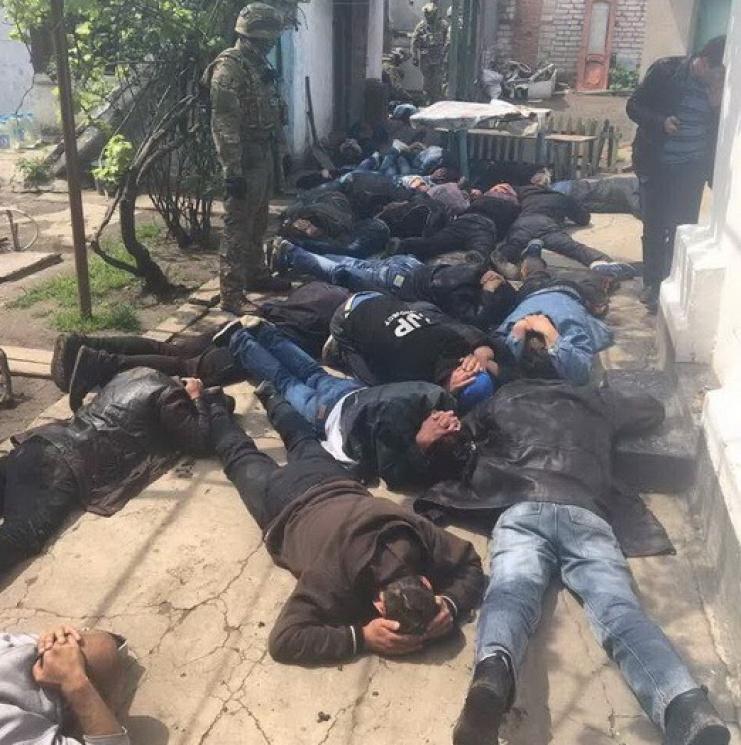ВНиколаеве банда наркоторговцев работала под прикрытием силовика