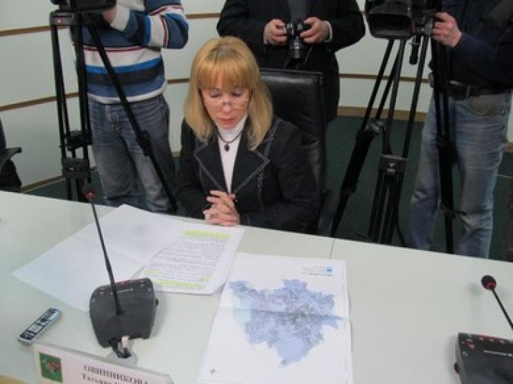 Зам Кернеса вышла под залог в30 млн грн