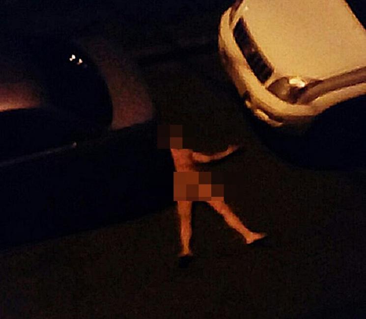 На Кубані голий чоловік тероризував жителів багатоповерхівки