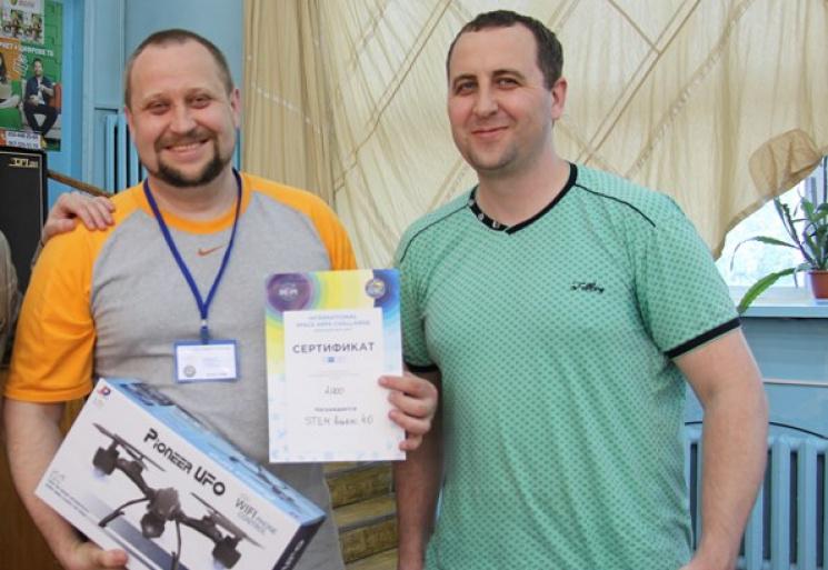 Инженеры ишкольники из Украинского государства вошли вТоп-25 участников конкурса NASA