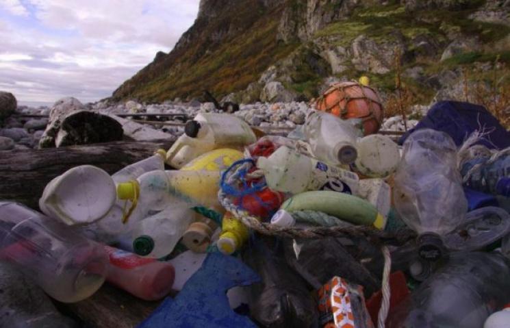 УТихому океані знайшли найбрудніший усвіті острів