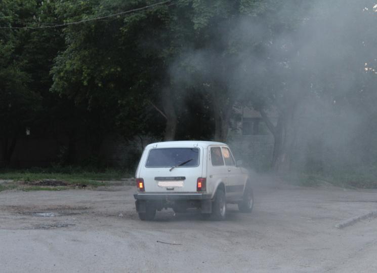 Співробітника держустанови вКропивницькому поранено через вибух бомби вавтомобілі