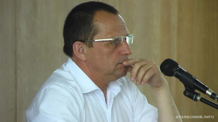 Мэр Староконстантинова в львовском мусор…