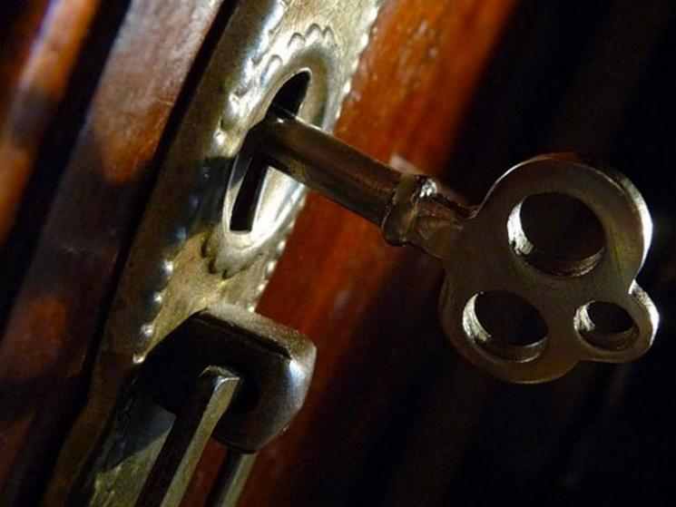 Вызов открыть дверь