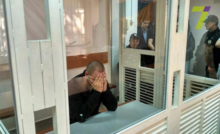 Одеський суд взяв під варту таксиста, який вбив студентку зЖитомирщини