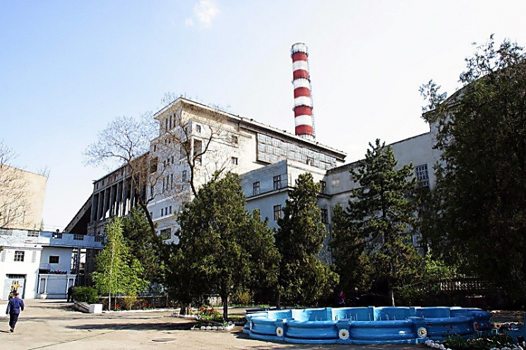 Николаевскую ТЭЦ оценили в97 млн грн ивыставили наторги