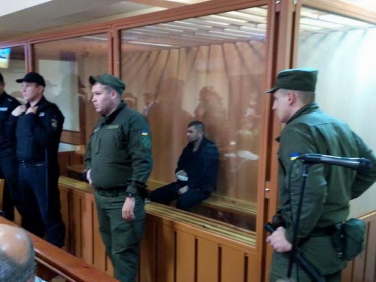 Стрельба вКаменском: суд оставил под стражей охранника Яроша