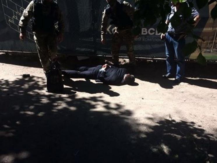 УКропивницькому спіймали прокурора нахабарі $10 тисяч