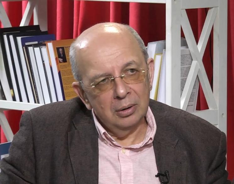 Хто такий Михайло Буроменський, якого уряд обрав аудитором НАБУ