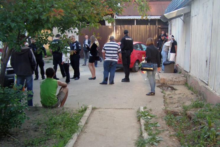 Водесском кафе впоселке Котовск произошла драка споножовщиной. Есть погибшие