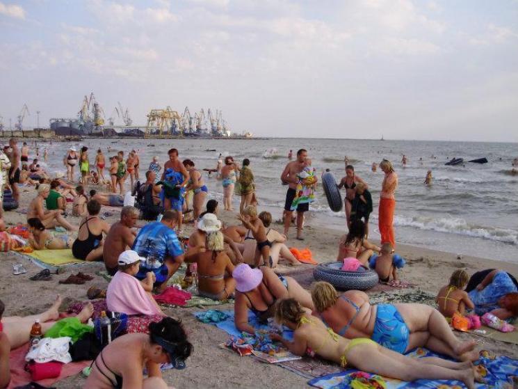 Нудистские пляжи на Азовском море 99