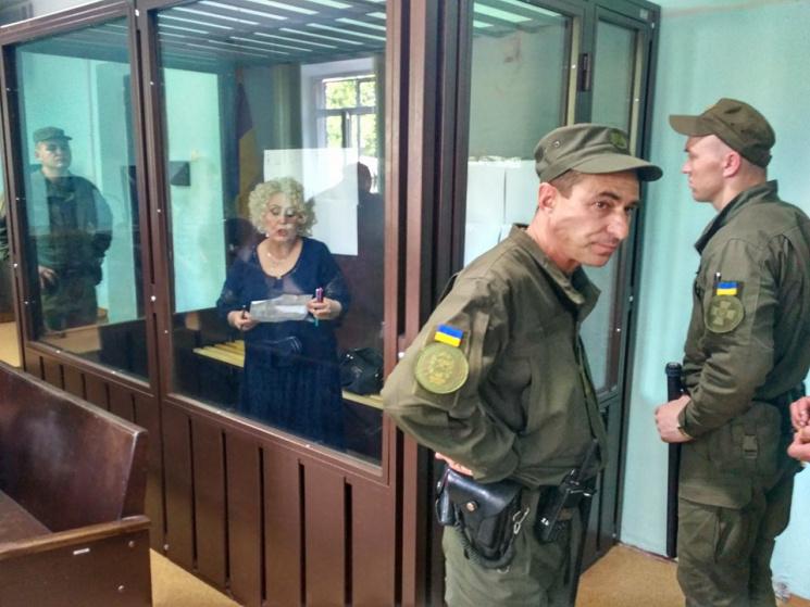УХаркові почали слухати справу екс-чільниці Слов'янська Штепи