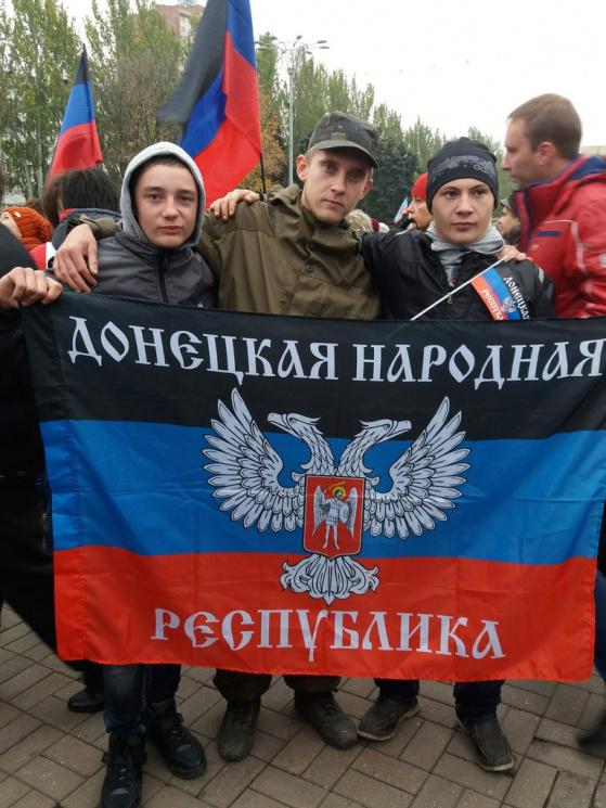 """Затриманий у Запоріжжі терорист """"Дімка С…"""