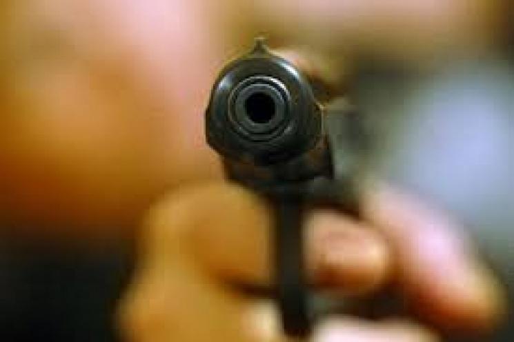 ВВинницкой области 20 вооруженных мужчин устроили стрельбу