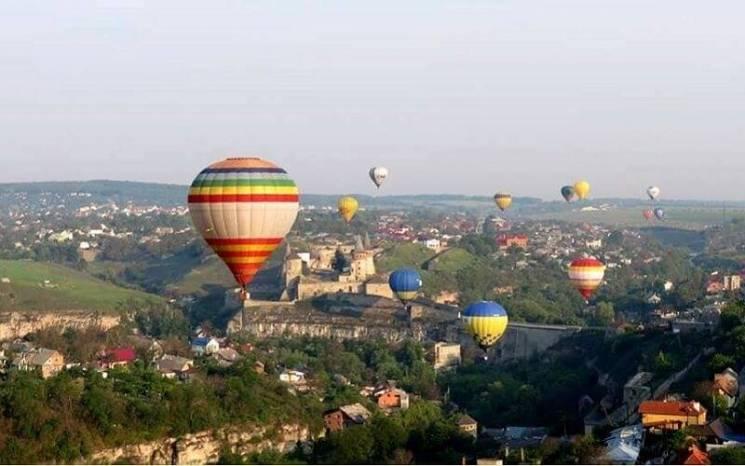 Кам'янец-Подільський збирає гостей на День міста