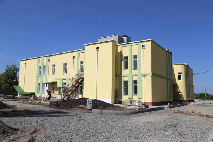 Ще один новозбудований дитсадок відчинить двері 1 вересня у Хмельницькому (ФОТО)