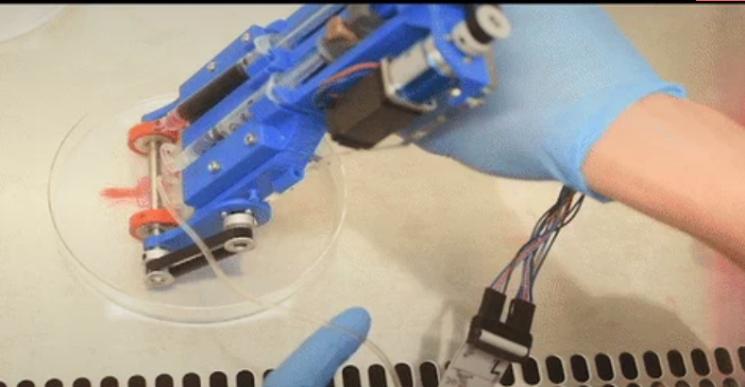 У Канаді розробили кишеньковий 3D-принте…