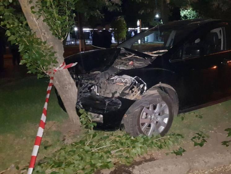У Миколаєві водій напідпитку збив пішохода та намагався втекти (ФОТО)