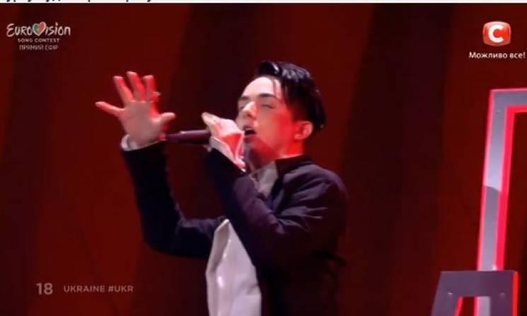 Євробачення-2018: Стало відомо, коли виступить MELOVIN у фіналі (ВІДЕО)