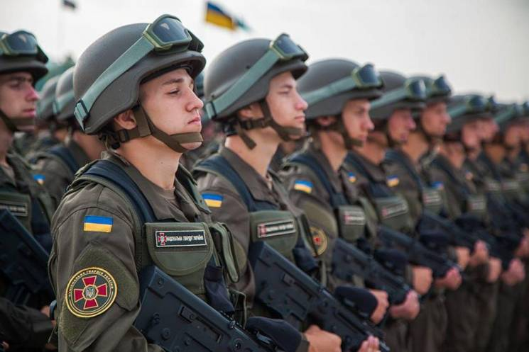 Нацгвардія відхрестилась від військових, що влаштували стрілянину на автовокзалі Миколаєва