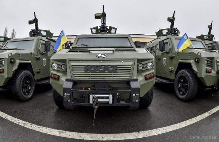 Обираємо найкрутішу українську військову тачку (ГОЛОСУВАННЯ)