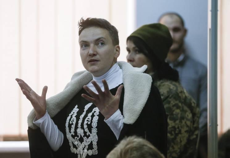 Відео дня: День народження Савченко і провал Росії на Євробаченні