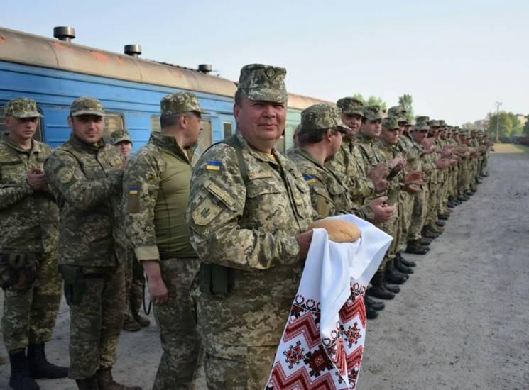 """Тернопольский легендарный батальон """"Збру…"""