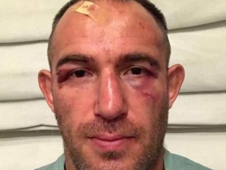 UFC: Олейник победил спомощью «Иезекиля» иустановил рекорд
