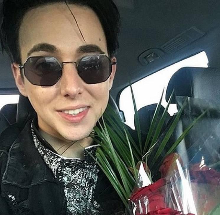 Євробачення 2018: співака MELOVIN урочисто зустріли у Києві (ФОТО, ВІДЕО)