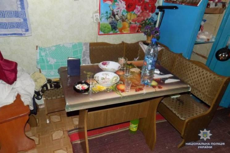Різанину, що призвела до реанімації, влаштувала у Тернополі жіночка з Закарпаття (ФОТО)
