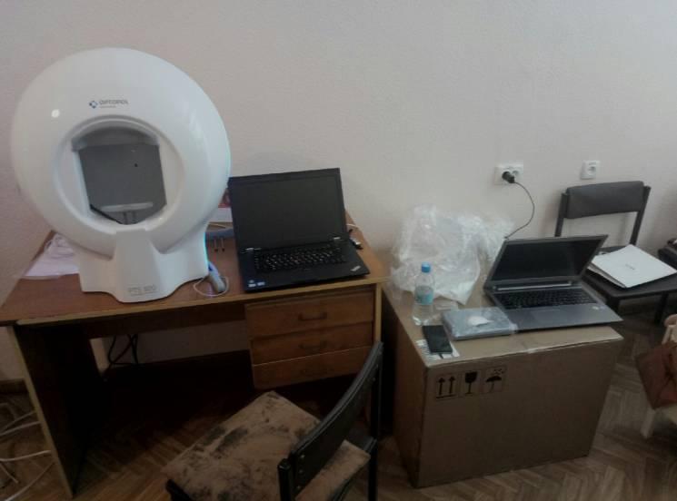 Для двох медзакладів Чернівців придбали нове обладнання
