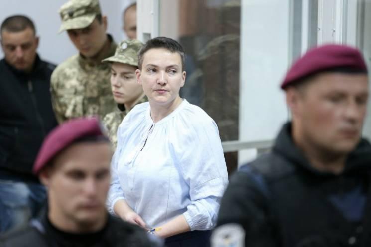 """Відео дня: Савченко на голодній дієті і """"золотий дощ""""для Симоненка"""
