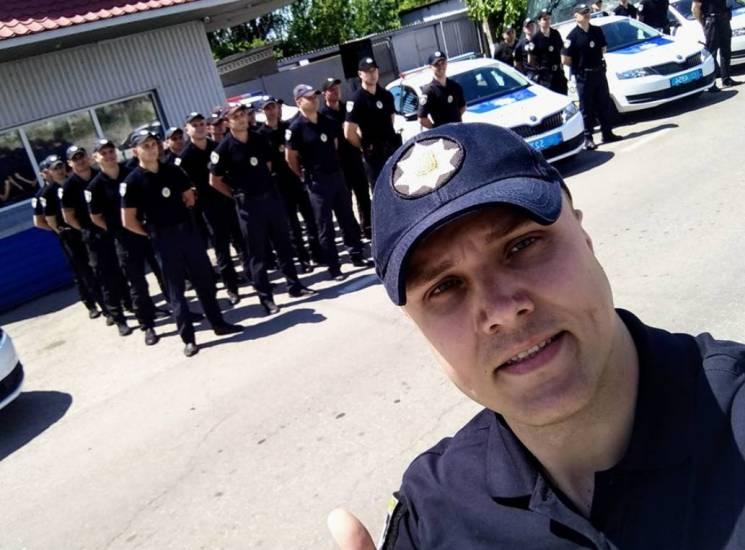 Начальником кримської патрульної поліції став миколаївський правоохоронець