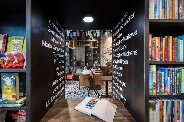 Жити в Європі: Як у Братиславі якісною книгою та запашною кавою стимулюють до читання