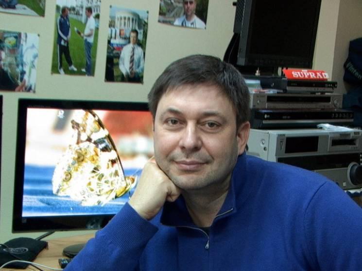 """Обміняти на Сущенка: Хто такий журналіст """"РИА Новости"""" Вишинський, якого затримала СБУ"""