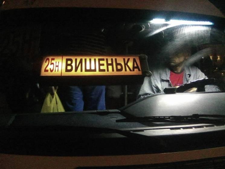 Легендарного вінницького майданівця висадили з маршрутки (ФОТО)
