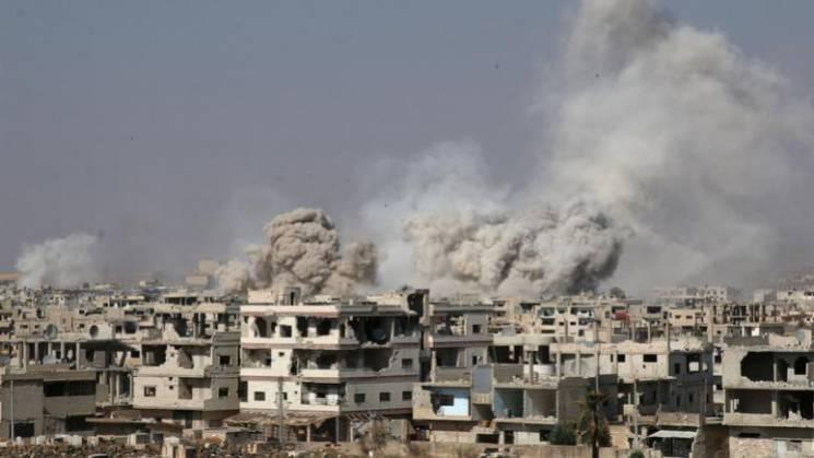 Більше половини росіян побачили загрозу початку в Сирії третьої світової війни