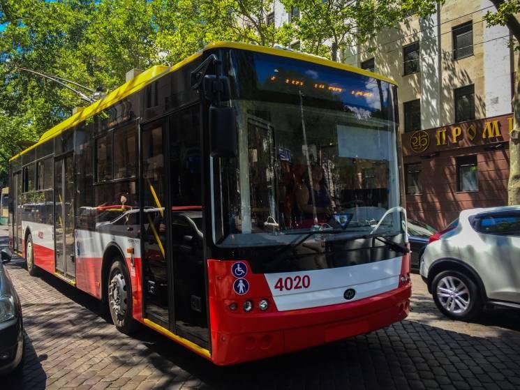 Через ремонтні роботи в центрі міста низка маршруток та тролейбусів ходитимуть за новими маршрутами