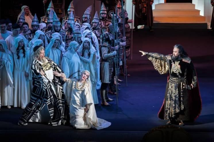 У Києві показали незвичайну оперну виставу (ВІДЕО)