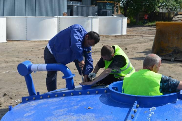 Китайці взялися за капітальний ремонт траси Київ-Харків на Полтавщині (ФОТО)