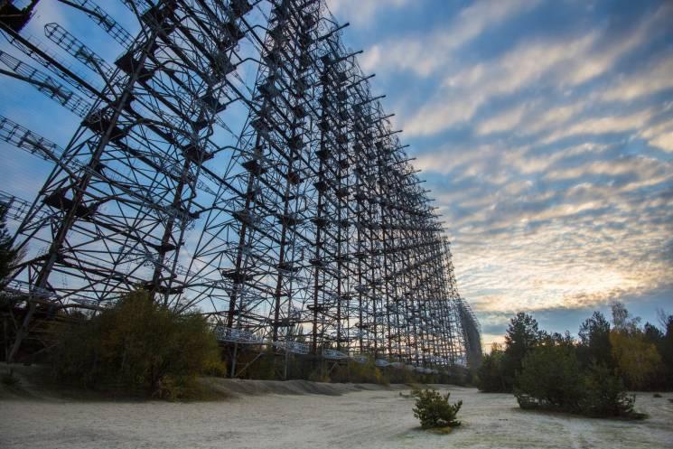 У Чорнобилі два дні спостерігатиметься високий рівень пожежної небезпеки