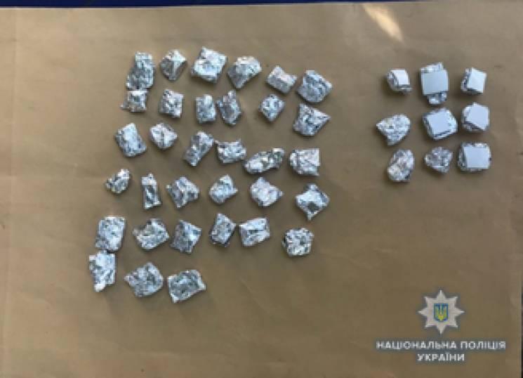 Вінницька поліція викрила групу наркоторговців (ФОТО)