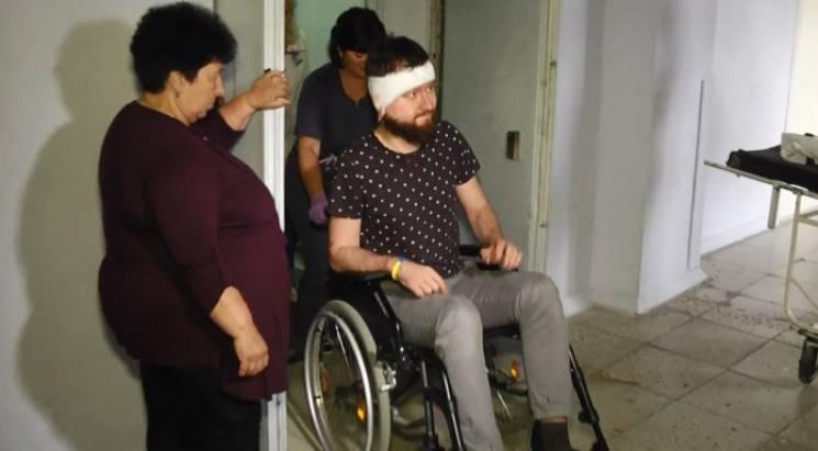 Напад на депутата в Харкові: Трьом особам оголошена підозра