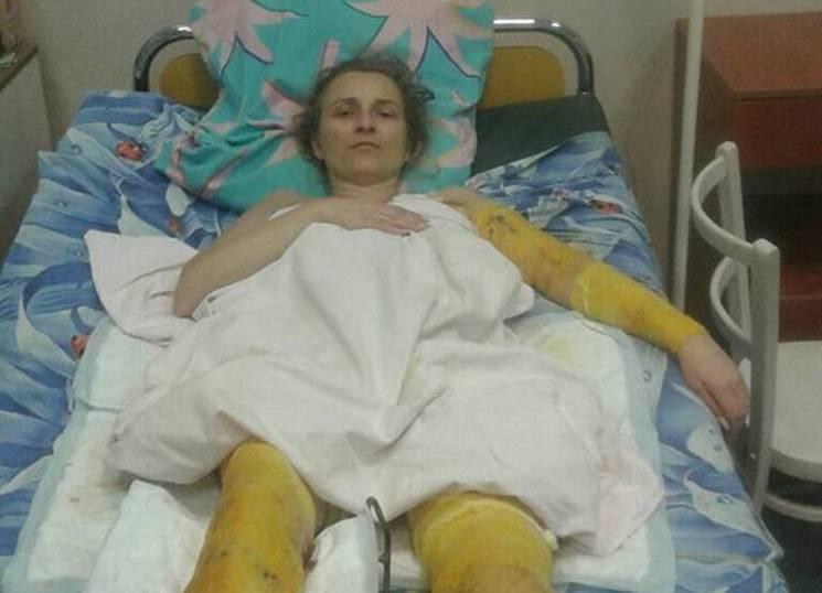 У Дніпрі мати чотирьох дітей випала під колеса маршрутки