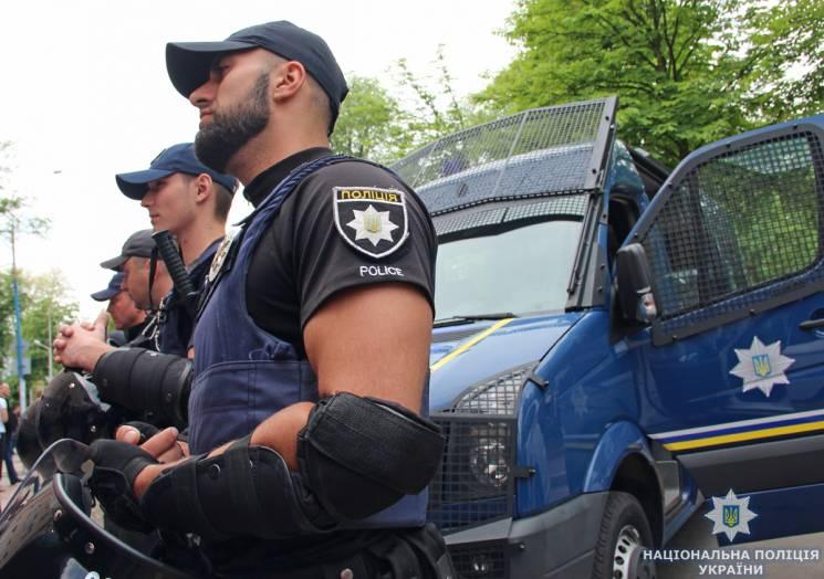 У Житомирі презентували новий спецпідрозділ патрульної поліції ТОР (ФОТО)