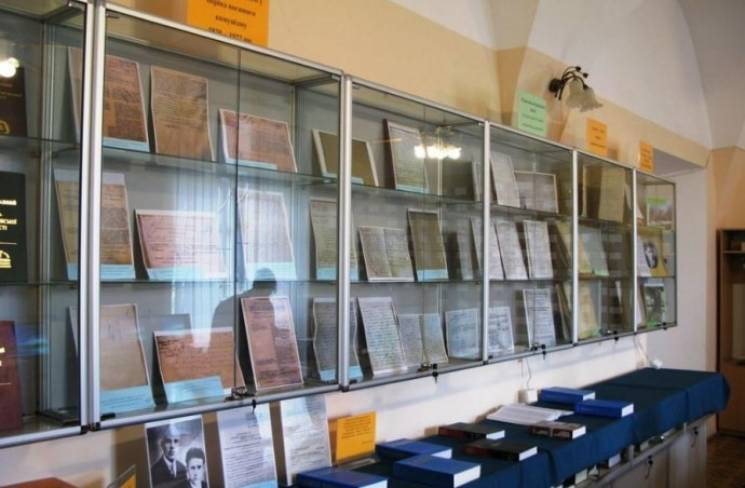 У Вінниці показують докази політичних репресій