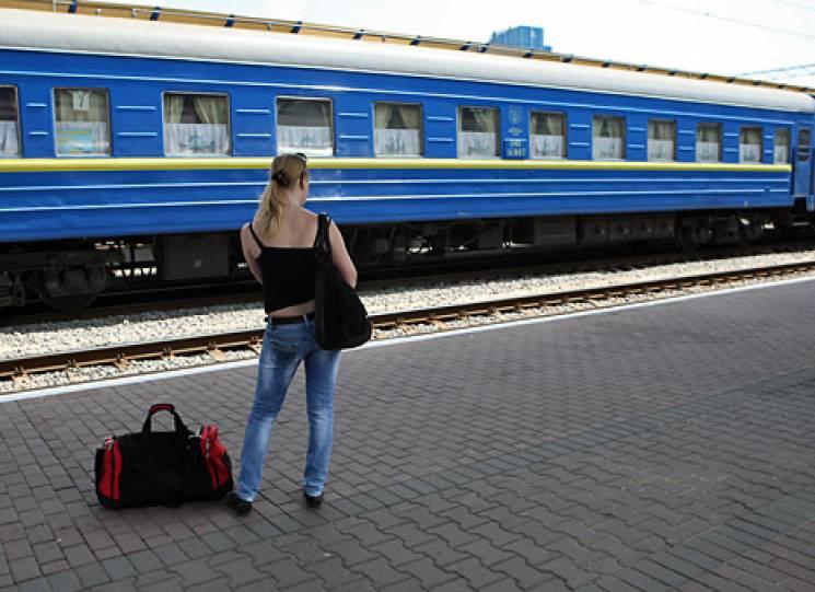 Через Мелітополь влітку курсуватиме додатковий потяг