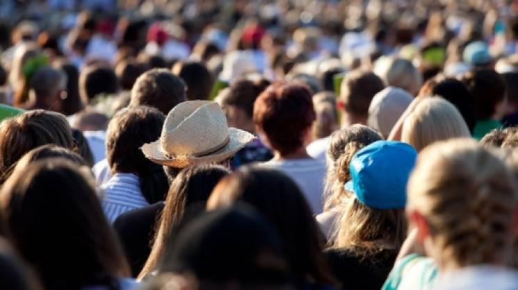Із початку року кількість населення в Ужгороді збільшилася